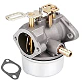 Outdoor Pinty Carburetor HMSK80 HMSK90 LH318SA LH358SA for Tecumseh 8HP 9HP 10HP HMSK80 HMSK90 Snow Blower Generator Chipper Style: 1, Model: , Garden St, Repair & Hardware