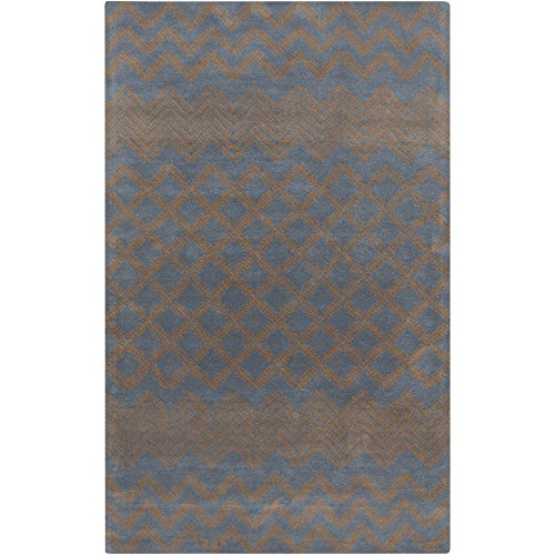Amazon.com: Surya Matmi mat-5462 mano tufted lana Southwest ...