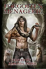 Forgotten Menagerie by Whitehall, Alex, Sparrow, Angelia, Vanderlyle, Avery, Z, Car (2013) Paperback