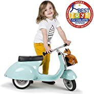 ambosstoys Toddler Scooters for Boys and Girls Primo – Durable, Valuable and Timeless Design Kids Ride on Toys