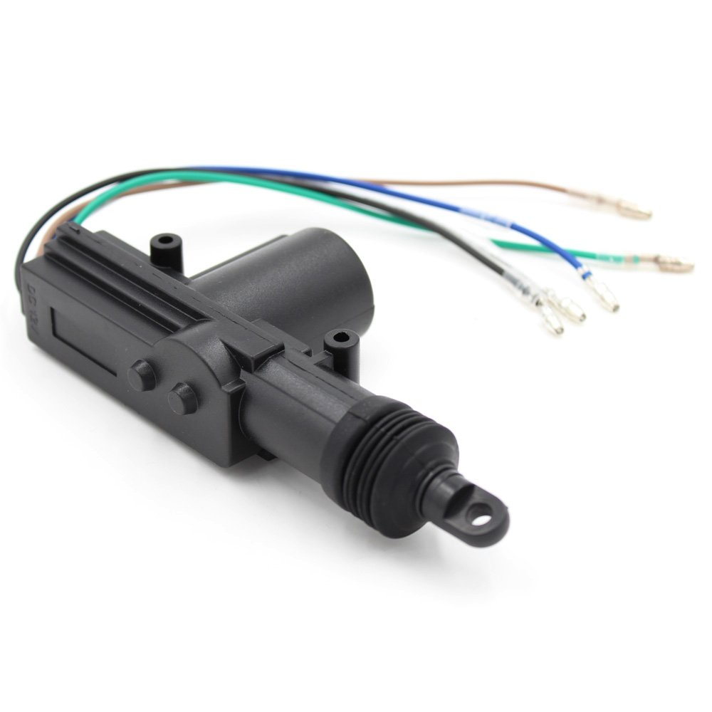 Universal Car Auto Heavy Duty Power Central Door Lock Actuator Motor 2 Wires 12V Auto Locking System Motor kaling