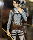 Attack On Titans Action Figure Levi PVC Clean Version Shingeki No Kyojin Figurine Attack On Titan Action Figure