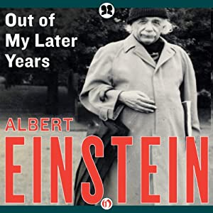 Out of My Later Years Audiobook
