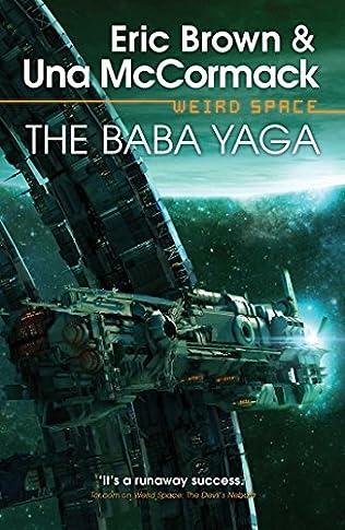 book cover of The Baba Yaga