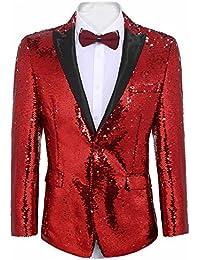 Amazon.com: Reds - Tuxedos / Suits & Sport Coats: Clothing