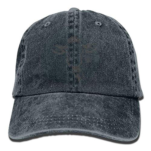 Cowboy Cowgirl Women Denim Hats DEFFWB Cap Skull Sport Cattle Hat for Men Cute 0qwnxpOY