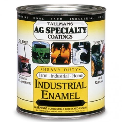 - All States Ag Parts Case Flambeau Red Tractor Paint Quart