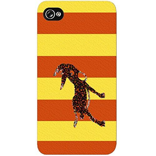 Coque Apple Iphone 4-4s - Drapeau Catalan