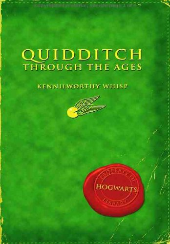 Harry Potter Schoolbooks: Quidditch Through the Ages and Fantastic Beasts and Where to Find Them by Scholastic (Image #7)