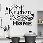 TAPCET Decal Quote Removable Wall Sti...