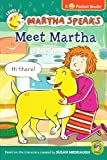 Meet Martha, Susan Meddaugh, 0606148434