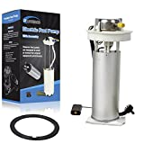 e7115mn fuel pump - POWERCO Electric Universal Gas Fuel Pump Assembly with Sending Unit Replacement For E7115MN 2002 2001 2000 1999 1998 1997 Jeep Wrangler 2.5L 4.0L 19 Gal