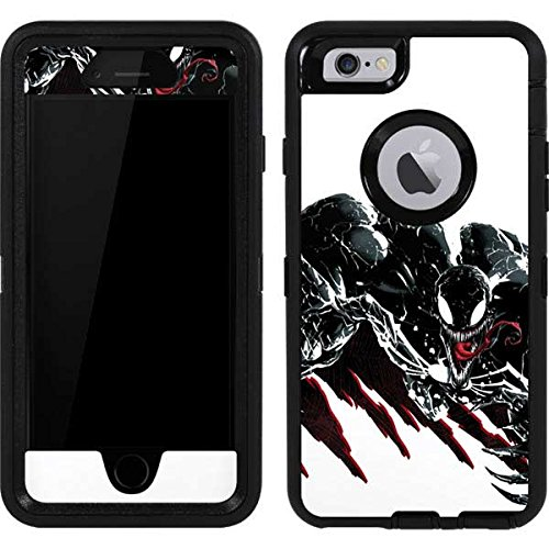 promo code 2c1da 7f095 Amazon.com: Skinit Marvel Venom OtterBox Defender iPhone 6 Skin ...