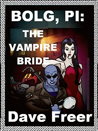 book cover of The Vampire Bride
