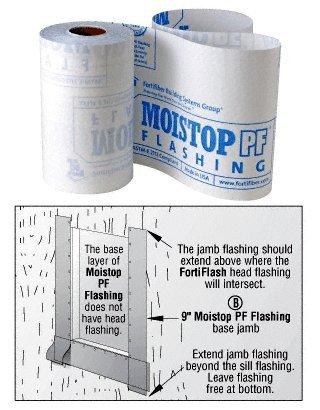 CRL Moistop PF® 12'' x 300' Flashing