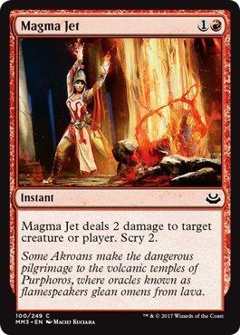 Magma Jet - Modern Masters 2017
