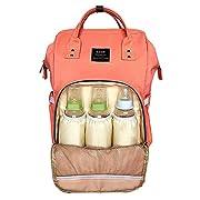 Diaper Bag Mummy Maternity Nappy Bag Brand Large Capacity Baby Bag Travel Backpack Desiger Nursing Bag for Baby Care