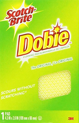 3M Brite Cleaning Pads Dobie (6-Pack)