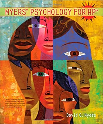 Amazon myers psychology for ap 9781429244367 david g myers psychology for ap reprint edition fandeluxe Images
