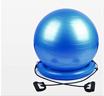 YJQQ Pelota De Yoga Gimnasio Balance Ball Ejercicio Bola De Masaje ...