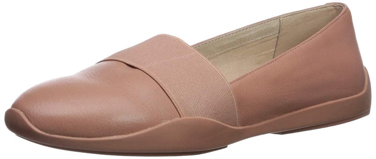 pink Kenneth Cole New York Womens Vida Elastic Slip on Sneaker Sneaker