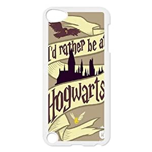 High Quality Phone Back Case Pattern Design 8J.K. Rowling,Harry Potter Series Design- FOR Ipod Touch 5