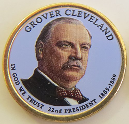 2012 Various Mint Marks Cleveland Presidential Colorized First Term Dollar Choice Uncirculated