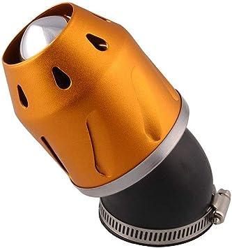 BeIilan 35mm 48mm Motorrad Modified Luftfilter Universal-Scooter Modification Teile Luftreiniger Motorteile