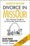 Divorce in Missouri, Alan Freed and Alisse Camazine, 0974510130