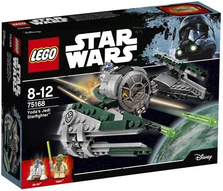 LEGO® Star Wars 75168 Jedi Starfighter de Yoda