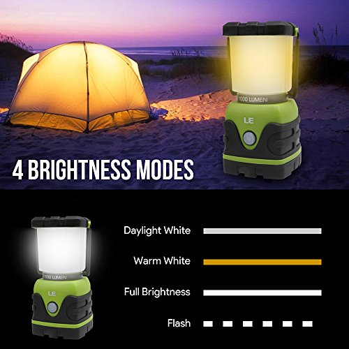 LE-1000lm-Dimmable-Portable-LED-Camping-Lantern-4-Modes-Water-Resistant-Light-Battery-Powered-Lamp-for-Home-Garden-Outdoor-Hiking-Fishing-Emergency