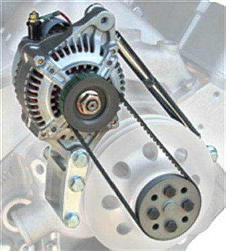 Powermaster 8-802 High Mount Alternator Kit