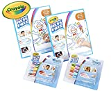 Crayola Color Wonder Mess Free Coloring Kit, 60 Blank Coloring Pages & 20 No Mess Markers, Gift