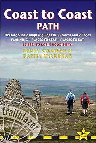 Coast to Coast Walk Guidebook (Trailblazer)