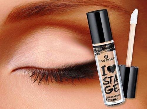 essence | I Love Stage Eyeshadow Base | Nude