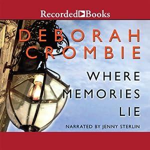 Where Memories Lie Audiobook
