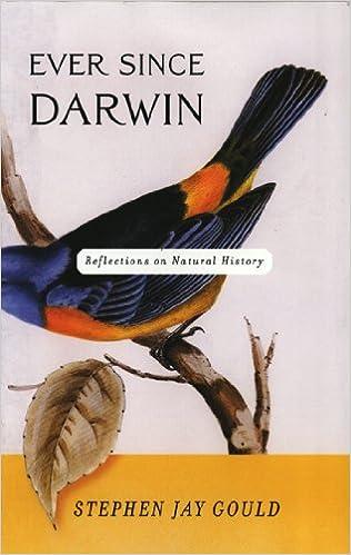 EVER SINCE DARWIN PDF DOWNLOAD