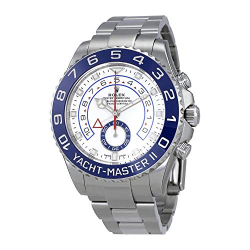 Rolex Yacht-Master II White Dial Automatic Mens Watch, used for sale  Delivered anywhere in USA