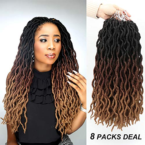 Kanekalon Dreadlocs Synthetic Braiding Extensions product image