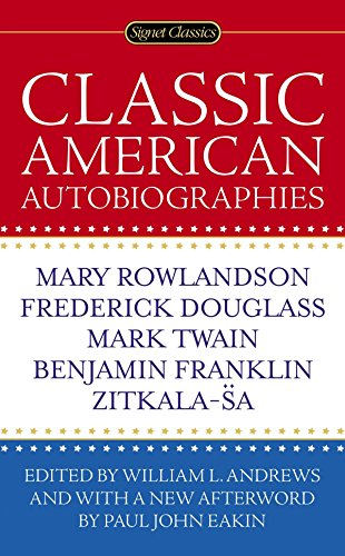 Search : Classic American Autobiographies