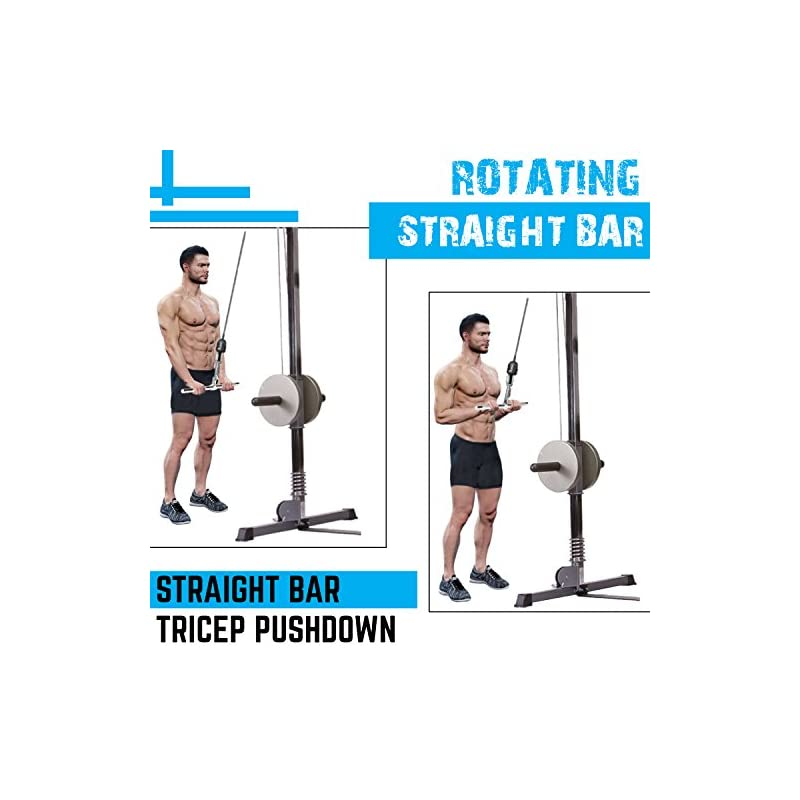 A2ZCARE-Tricep-V-Shaped-Press-Down-Bar