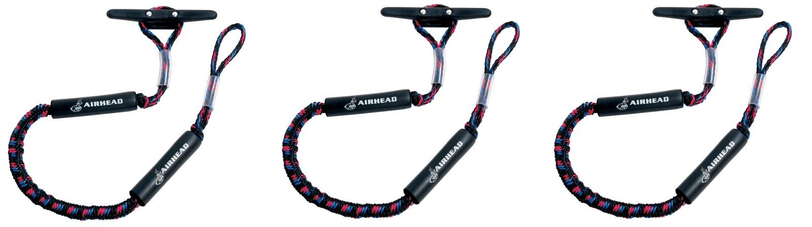 Airhead AHDL-4 Bungee Dockline 4 Feet (Pack of 3) by Airhead (Image #1)
