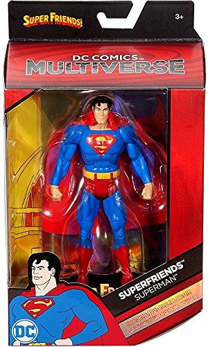 DC Comics Multiverse Super Friends! Superman Action Figure, 6