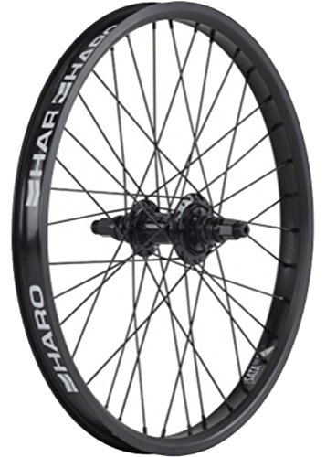 led Rear Wheel Black ()