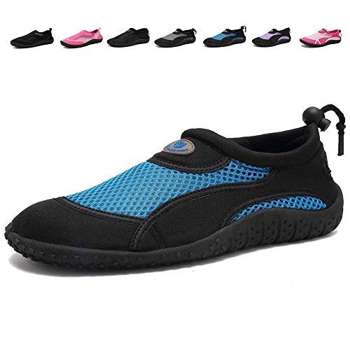 CIOR Men Women Aqua Shoes Quick Drying Water Sports Shoes Beach Pool Boating  Swim Surf 63aefb970