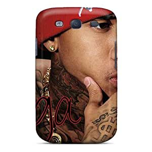 Durable Cell-phone Hard Covers For Samsung Galaxy S3 (TVM3322ltlh) Unique Design Attractive Tyga Series