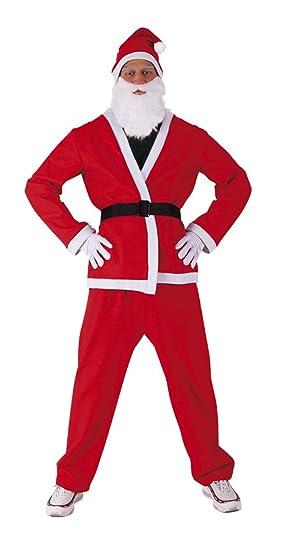 Rubies Disfraz Papa Noel Classic AD
