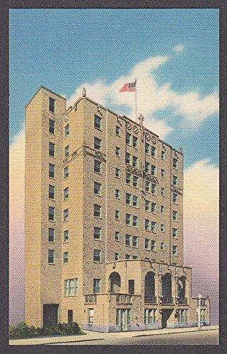 Mercer Memorial House For Women 106 Indiana Ave Atlantic City NJ postcard 1930s