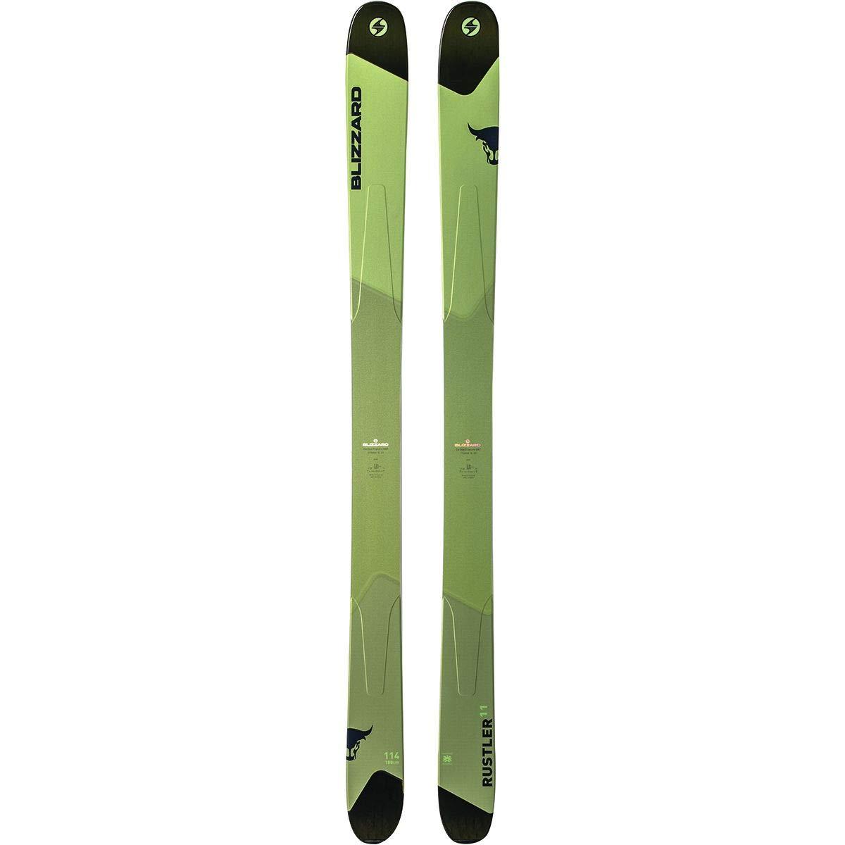 2019 Blizzard Rustler 11 Skis