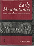 Early Mesopotamia 9780415008433